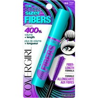 COVERGIRL The Super Sizer Fibers Mascara, .18 fl oz - Walmart.com