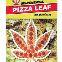 PIZZA LEAF AIR FRESHENER