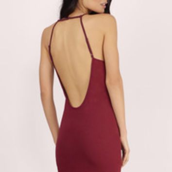 First Impression Bodycon Dress