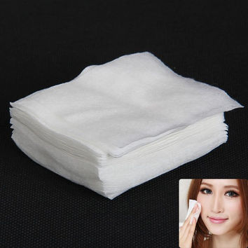 White Slimming Type Face Cleaning Make-up Cosmetic Cotton