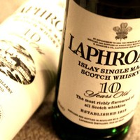 Laphroaig 10 Year Old Whiskey | Man of Many