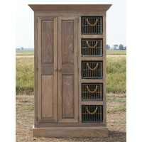 PANTRY/UTILITY CABINET - Bathroom - By the Room - Paul Michael Company