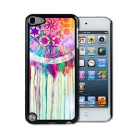 iPod 5 Touch Case Plastic Case Protective iPod 5G Touch Case The Dream Catcher Painting