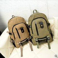 Comfort On Sale College Back To School Hot Deal Casual Canvas Big Capacity Men Stylish Backpack [8226765319]