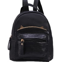 Bella Black Backpack