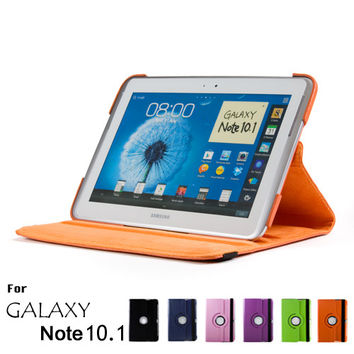 Folio Case 360 for Samsung Galaxy Note 10.1