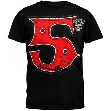 Five Finger Death Punch - The Crew T-Shirt