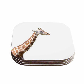 Giraffe Coaster Set