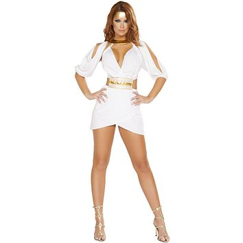 Aphrodite Greek Goddess Halloween Costume
