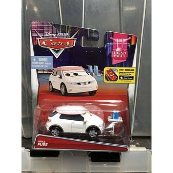 Disney Cars  Diecast 1:55 Scale Mike Fuse