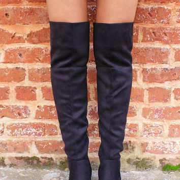 Street Chic Boots