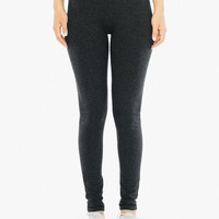 Stretch Terry Winter Legging | American Apparel