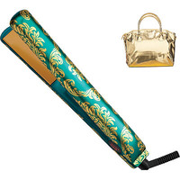 Ultra CHI Teal Damask Iron