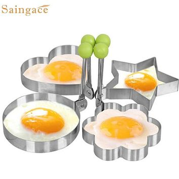 Stainless Steel Fried Egg Shaper Pancake Mould Mold Kitchen Cooking Tools Drop shipping35%1314