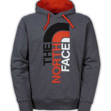 The North Face Trivert Pullover Hoodie for Men in Asphalt Grey CZY4-DFB