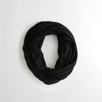 Girls Ribbed Knit Infinity Scarf | Girls Now Trending | HollisterCo.com