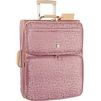 Diane von Furstenberg Luggage - Signature Six Collection 29in. Expandable Rolling Suitcase 20229RX - Luggage Online