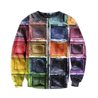Paints Sweatshirt