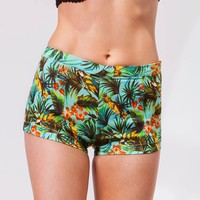 TROPICAL PARROT SHORTS