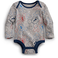 Mickey Mouse Disney Cuddly Bodysuit for Baby | Disney Store