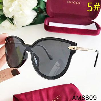 GUCCI New Fashion Polarized Women Travel Sunscreen Eyeglasses Glasses