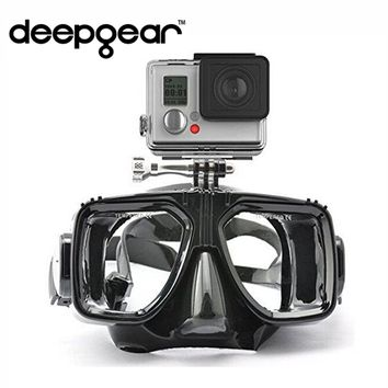Dive Mask with GoPro Attachment - So much Fun!!