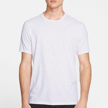 Men's rag & bone Mesh Print T-Shirt,