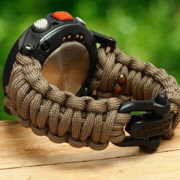 Paracord Bracelets, Survival Gear & Survival Straps