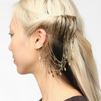 Urban Outfitters - Geometric Comb Cuff Earring
