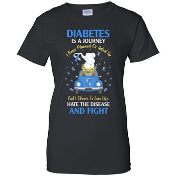 Diabetes Awareness Is A Journey