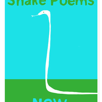 Nat Russell - Snake Poems