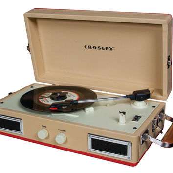 Crosley Suitcase Turntable | Tigertree Suitcase Turntable