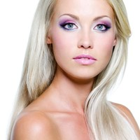 Pics of Dramatic Eye Makeup for Blondes