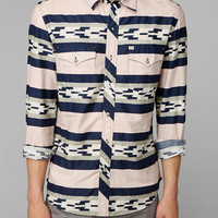 Salt Valley Timo Striped Western Shirt