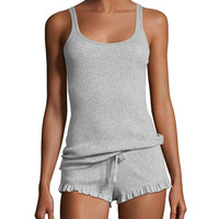 Skin Essentials Ribbed Lounge Tank and Matching Items