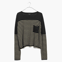 Effortless Tee in Stripe