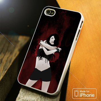 Black Hair Girl Emo Cute iPhone 4 | 4S, 5 | 5S, 5C, SE, 6 | 6S, 6 Plus | 6S Plus Case