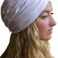 Venius Classic White Turban Free Shipping over $50, Only $32.00 - Spirit Voyage - One Size - White