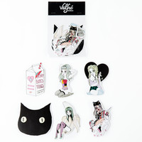 Valfré Die Cut Sticker Package