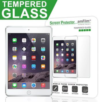 Tuzech Apple iPad Tempered Glass - For All Models