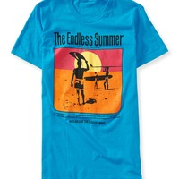 Aeropostale  Mens The Endless Summer Graphic T-Shirt