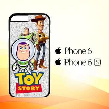 Buzz Toy Story Tron W3634 iPhone 6|6S Case