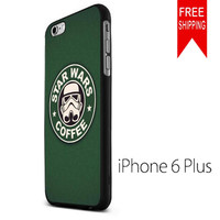 Star Wars coffee SWX iPhone 6 Plus Case