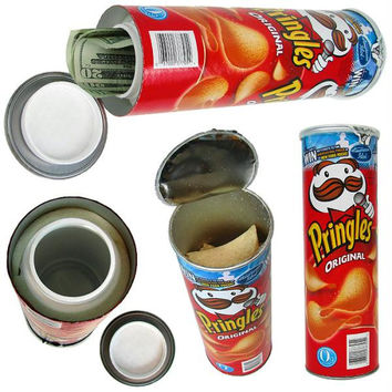 Pringles Can Diversion Safe - Hide your Money