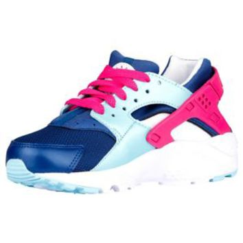 Nike Huarache Run - Girls' Grade School at Eastbay