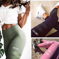 Spring fitness leggings