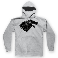 Game Of Thrones Wolf Hoodie