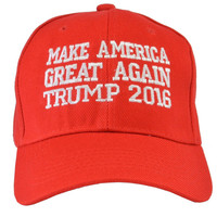 Make America Great Again red hat, Trump President 2016
