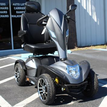 Cobra GT4 Heavy Duty Scooter COBRAGT4 - Drive Medical 4-Wheel Full Size Scooters | TopMobility.com