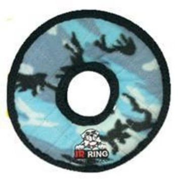 DCCKU7Q VIP Products Tuffy Jr. Gear Ring Camo Blue